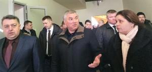 Вячеслав Володин в Саратове
