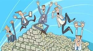 Зато мы в ТОПах по сверхбогатым…