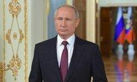 Президент России обратился к нации