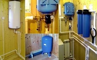 Решаем проблему с горячей водой