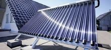 Устанавливаем солнечный коллектор
