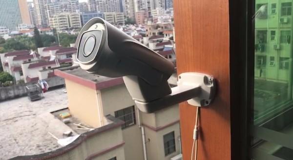 Камеры с поворотными PTZ-платформами