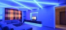 Каждой комнате – своё освещение