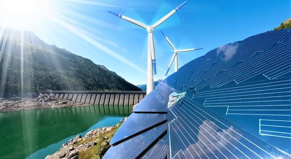 Солнце, воздух и вода как энергия